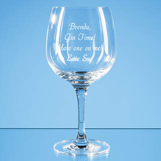 755ml Connoisseur Spanish Gin Glass
